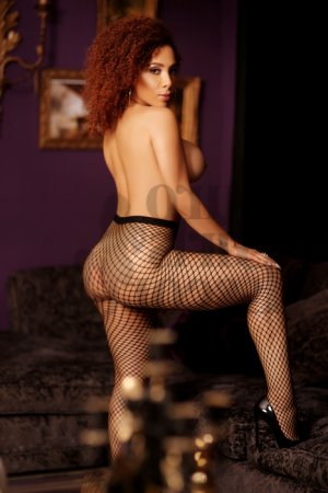 Yannique nuru massage in Wilkes-Barre
