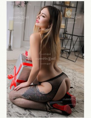 Mei-lee tantra massage and live escort