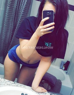 Naliya live escorts in Bogalusa & massage parlor